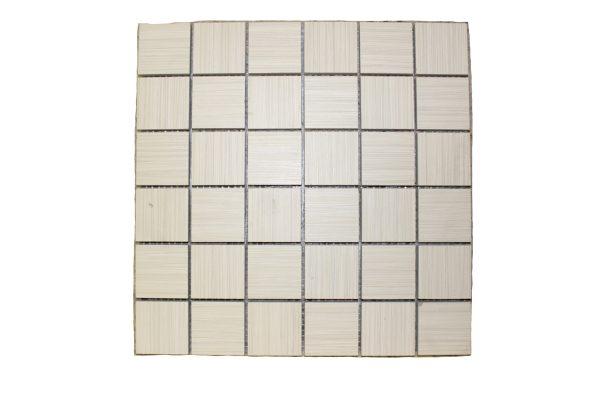 Creme Linen Mosaic 2